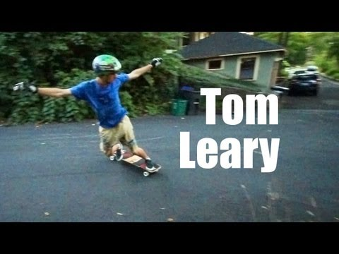 Big Freaking Switch Toeside - Tom Leary on a Nelson StingRay
