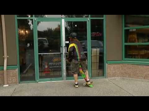 Longboarding - Shaw TV Nanaimo