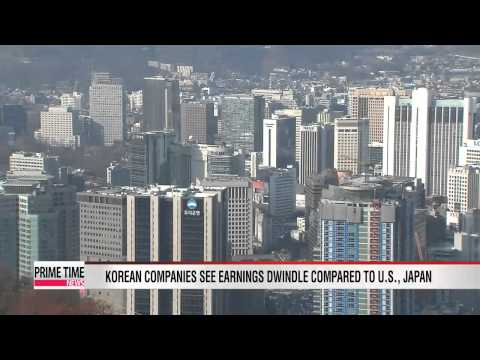 Korean stocks tumble from stagnant economy