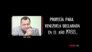 Profecia Para Venezuela Declarada En El Año 1998 Por