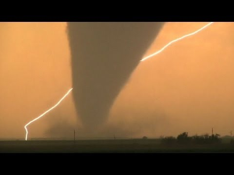 Monster Twisters Caught on Tape