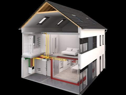 Zehnder Heat Recovery And Ducting Systems Hrv Erv