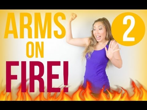 Arms On Fire | POP Pilates