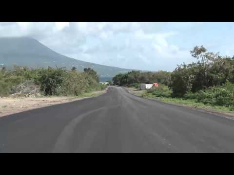 St. Kitts Labour Government: Road to Cockleshell Bay Completely Resurfaced