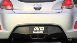 Auto Esporte Testa O Hyundai Veloster