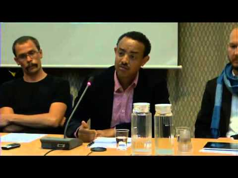 Mesfin Negash: Eskinder Nega, the role of media in Ethiopia and the Arab Spring