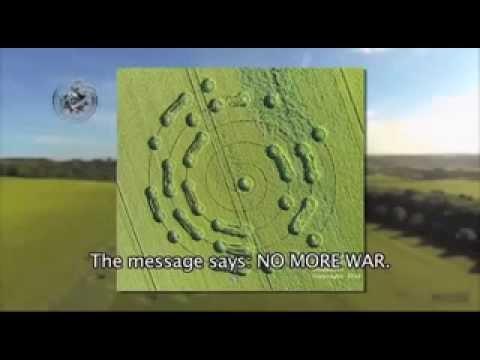 Mensagens de Paz nos Crop Circles 2014 (Terceiro Milênio e Giorgio Bongiovanni)