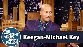 Keegan-Michael Key on Rehearsing with President Obama