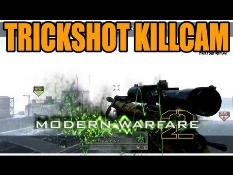 Trickshot Killcam # 565 | MW2 killcam | Freestyle Replay
