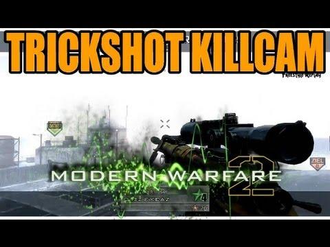 Trickshot Killcam # 565 | MW2 killcam | Freestyle Replay
