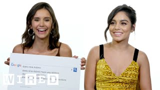 Nina Dobrev, Vanessa Hudgens & the 'Dog Days' Cast Answer the Web's Most Searched Questions | WIRED