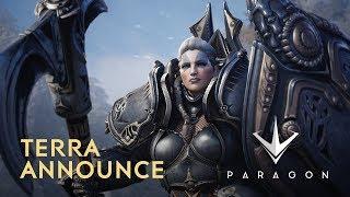 Paragon - Terra Bejelentés Trailer