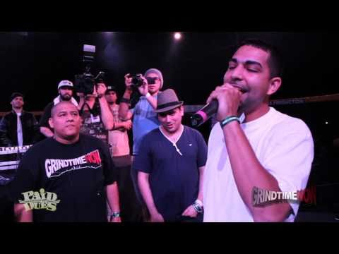 Grind Time Now / Paid Dues presents: Dizaster vs Jonny Storm