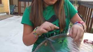 How To Make A Rainbow Loom Bracelet Without The Loom