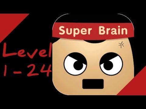 Super Brain - Funny Puzzle level 1 - 24