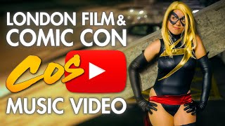 London Film & Comic Con Music Video, 2013