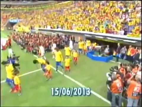 Musica tema da Copa do Mundo 2014 ( Grupo Revelação - Tá Escrito )