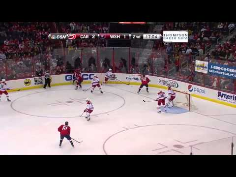 Carolina Hurricanes vs Washington Capitals 02.01.2014