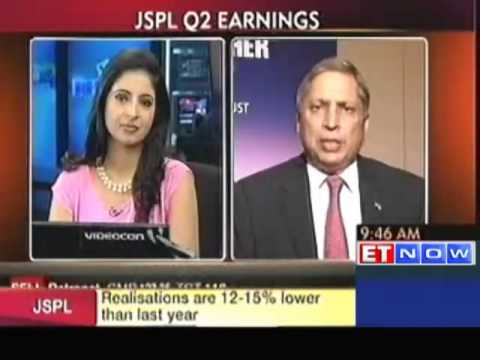 JSPL Q2 net profit down 49.62% to Rs 452 crore