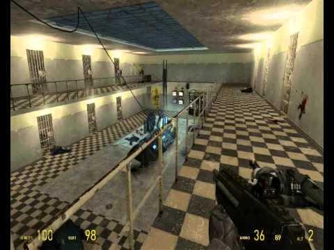 Half-life 2 прохождение - глава 4 - 2/5