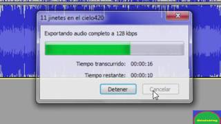 Tutorial Lame Mp3 Para Audacity (Loq) HD 2014