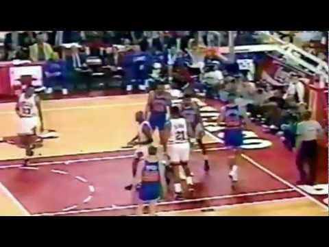 Bulls vs Cavaliers | 1993 Playoffs - East Conf Semifinals - Game 1 | Jordan 43 Points | HD