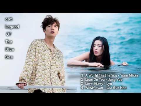 Tuyển Tập Nhạc Phim Huyền Thoại Biển Xanh 2016 - Playlist Ost Legend Of The Blue Sea