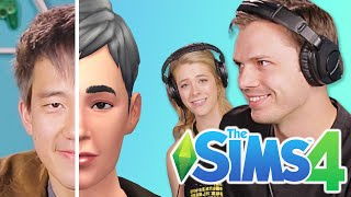 """Andrew Makes Steven In The Sims 4 ft. """"The Worth It Guys"""""""