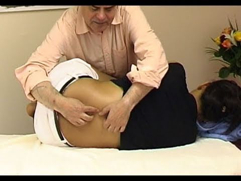 lower back massage and treatment 3