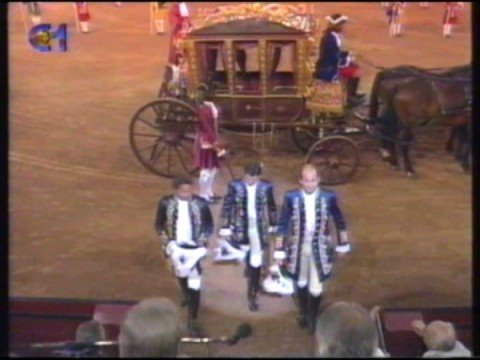 Tourada Real, 1995.05.11 - Cortejo Séc. XVIII ( Parte 2 de 3 )