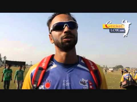 Sharad Vesawkar Interview after winning Ncell Nepal Premier League