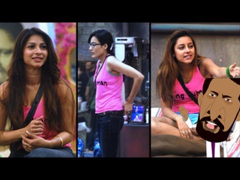 Bigg Boss 7 28th September 2013 Full Episode - Kamya Gauhar FIGHT