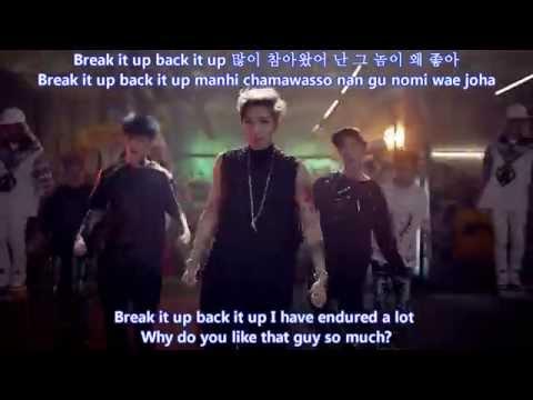 Boyfriend Obsession MV [Eng Sub + Romanization + Hangul] HD