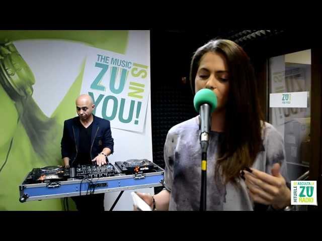 DJ Sava & Raluka - Read All About It (Cover Emeli Sandé - Live la Radio ZU)