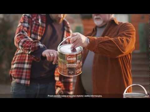 Sadolin - Film instruktażowy - olejowanie tarasu