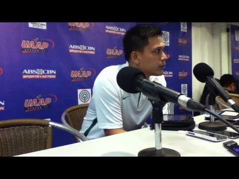 UAAP Season 77 Post-Match Press Conference - La Salle vs Ateneo (July 20)