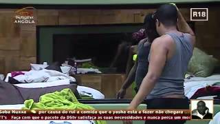 Big Brother Angola- Nany Chama Atênção Ao Larama!