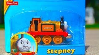 STEPNEY Thomas Take N Play NEW 2014 Die Cast Toy Train