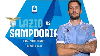 Lazio-Sampdoria | Il promo della gara