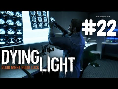 Dying Light Walkthrough Gameplay part 22 - The Clinic