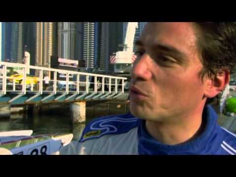 Dubai XCAT World series Powerboat racing part 1
