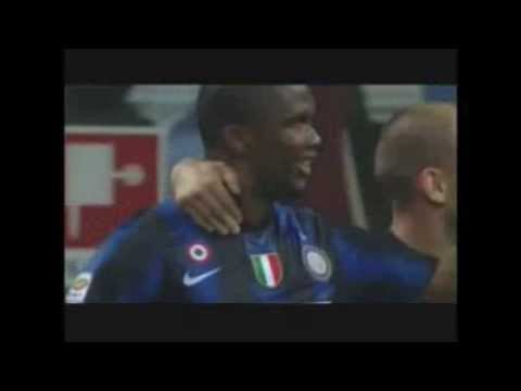 Samuel Eto'o    Welcome to Chelsea