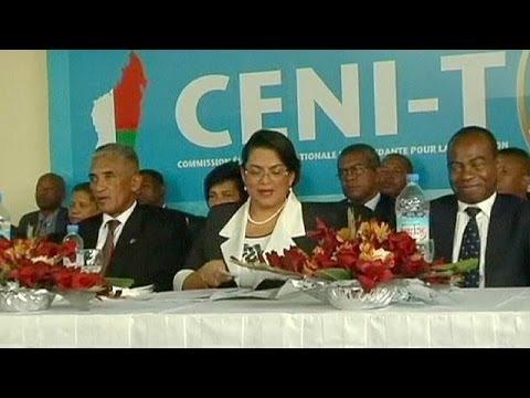 Duel Robinson-Rajaonarimampianina au second tour de la présidentielle malgache