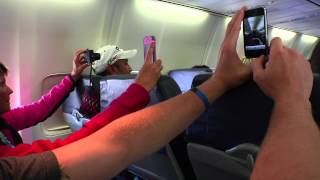 Jack Ingram Performs Live at 35,000 Feet! view on youtube.com tube online.