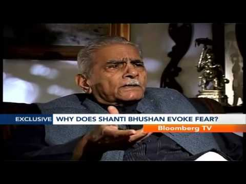 The Courtroom- Why Does Shanti Bhushan Evoke Fear?