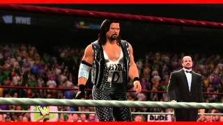 Diesel WWE 2K14 Entrance And Finisher (Official)