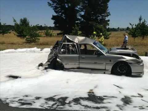 Car Crash Canberra