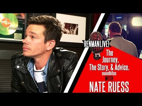 Nate Ruess: The Story, The Journey, & Advice