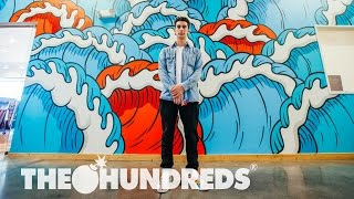 THE HUNDREDS :: SESSIONS :: AARON KAI