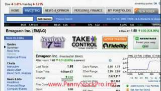 How To Pick Penny Stocks